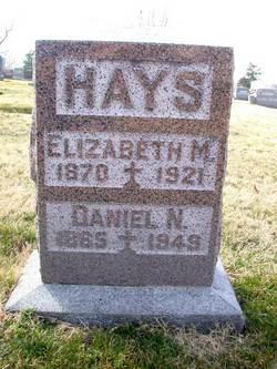 """Daniel Nelson """"Dan"""" Hays"""