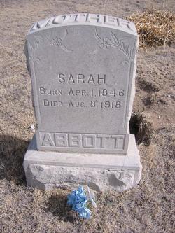 Sarah Abbott