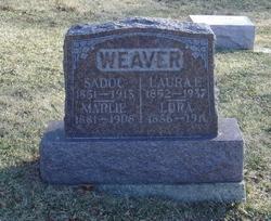 Sadoc Weaver