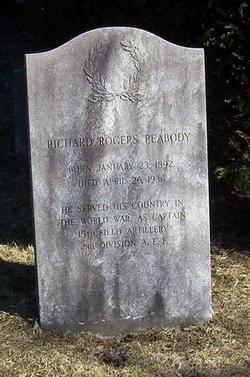 Richard Rogers Peabody