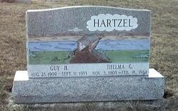 Guy H Hartzel