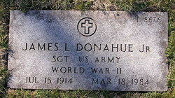 James L Donahue, Jr