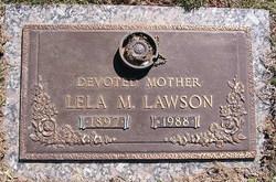 Lela M. Lawson