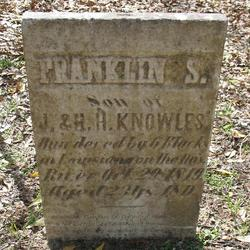 Franklin S. Knowles