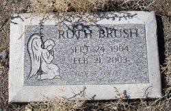 Ruth <I>Merrell</I> Brush
