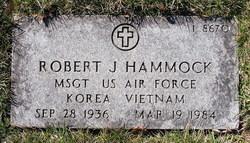 Robert J Hammock