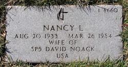 Nancy L Noack
