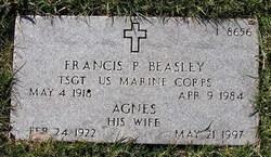 Francis P Beasley