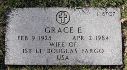 Grace Eilene <I>Watkins</I> Fargo