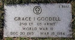 Grace I Goodell