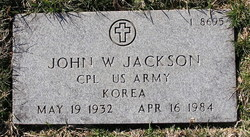 John W Jackson