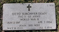 Otto Kirchner-Dean