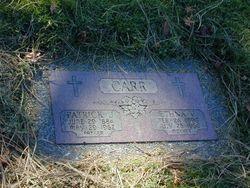 Ethna Veronica <I>Maine</I> Carr