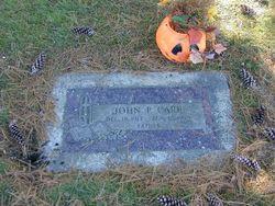 John Patrick Carr