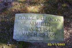 George Williamson Armfield