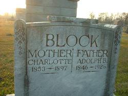 Charlotte Hanna <I>Blanchette</I> Block