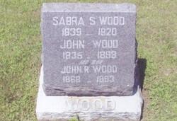 """John Russell """"Russ"""" Wood"""