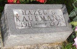 Hazel Grace <I>Howerton</I> Kaufmann