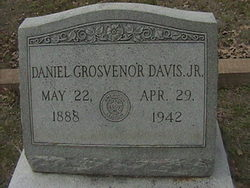Daniel Grosvenor Davis, Jr