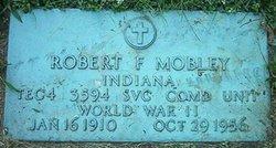 Robert Francis Mobley