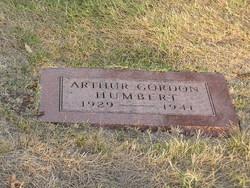 Arthur Gordon Humbert