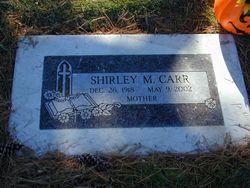 Shirley Mae <I>Shaw</I> Carr