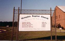 Memphis Baptist Church Cemetery