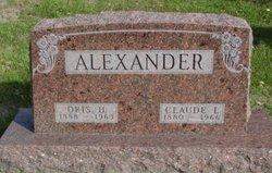 Claude Lee Alexander