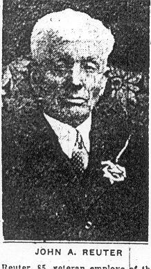 John A Reuter