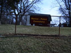 Reese-Petro Cemetery