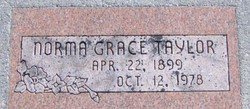 Norma Grace Taylor