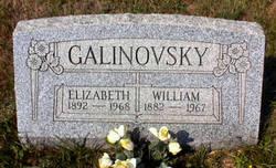 Elizabeth <I>Kavulic</I> Galinovsky