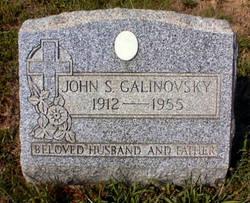 John Galinovsky, Sr