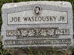 Joseph Waslousky, Jr