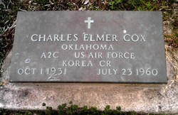 Charles Elmer Cox