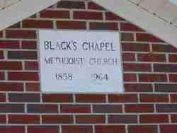 Blacks Chapel