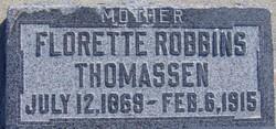 Florette <I>Robbins</I> Thomassen