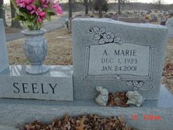 A Marie Seely