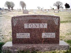 Rella Belle <I>Miller</I> Toney