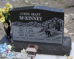 Curtis Grant McKinney