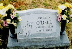 Joyce Nadine <I>Reed</I> O'Dell