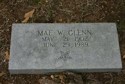 Mae <I>Watson</I> Glenn