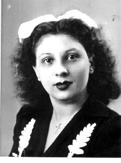 Rosa Rosie <I>Solis</I> Juarez