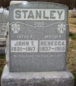 Rebecca <I>Hiatt</I> Stanley