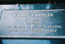 Frank Joseph Kistler