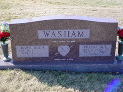 James Hugh Washam