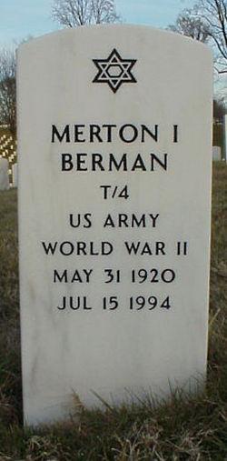Merton I Berman