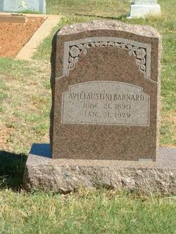 Avie <I>Austin</I> Barnard