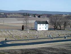 Saint Paul's Union Church Cemetery