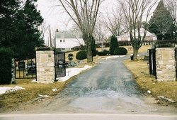Crucifixion Cemetery